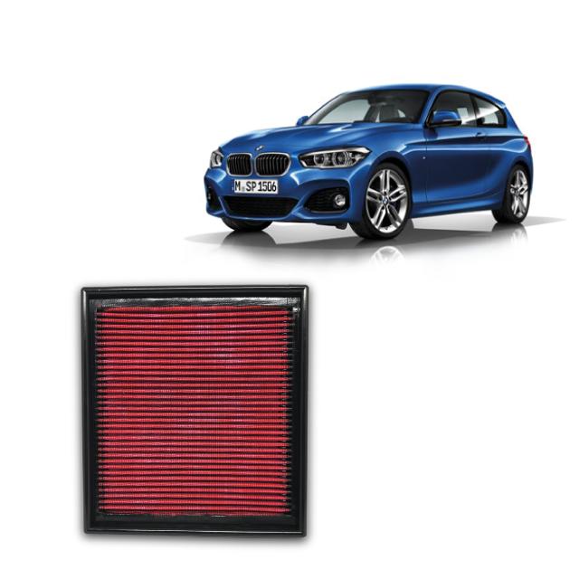 FILTRO DE AR ESPORTIVO INBOX RS BMW 320I 328I 118I 116I 316I FAP-9066