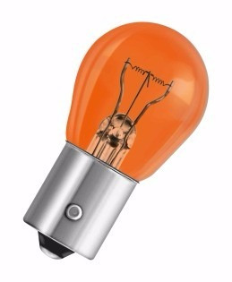 LAMPADA HELLA 1 POLO AMBAR PINO RETO 1141 P21W 12V