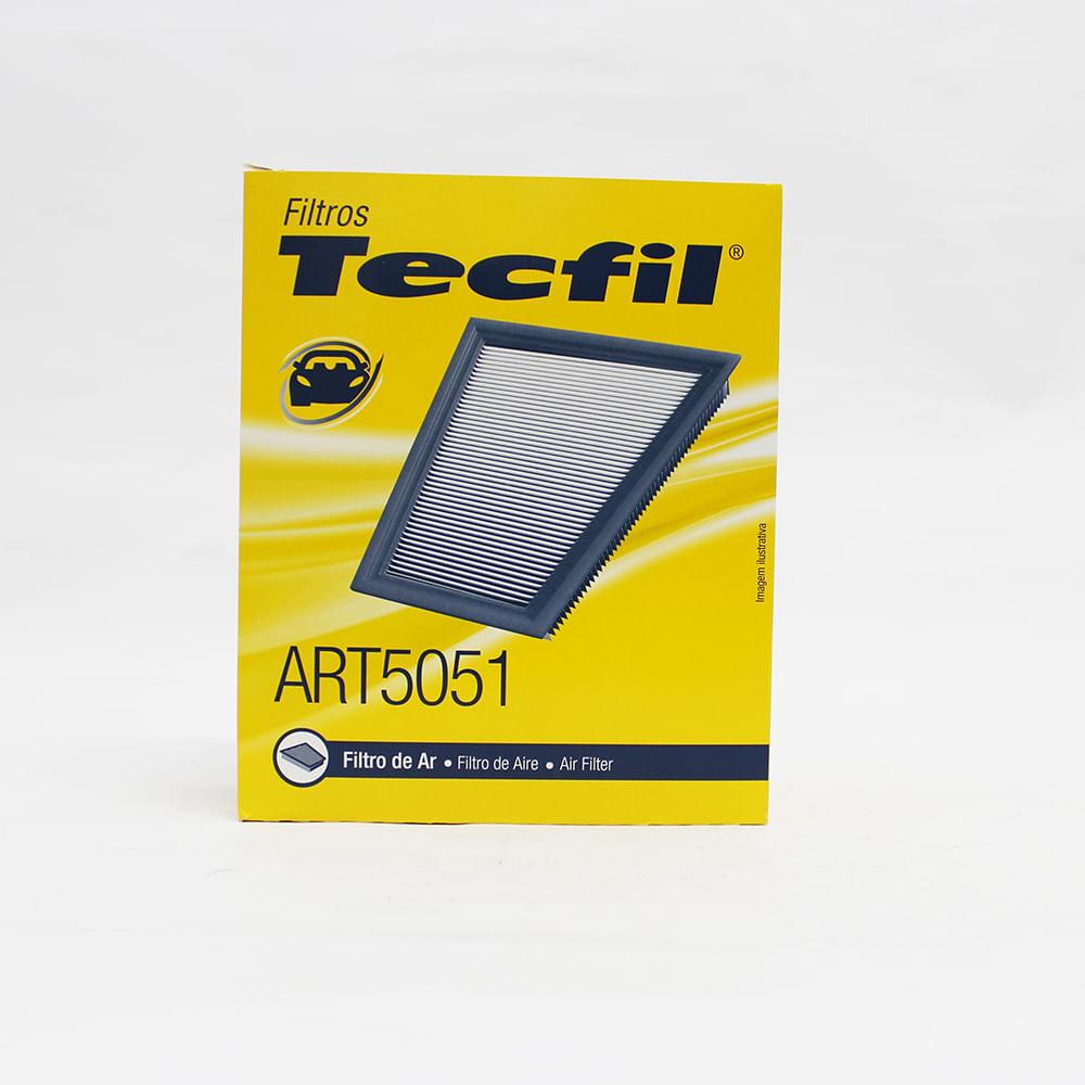 FILTRO DE AR TECFIL ART5051 - NISSA LIVINA / RENAULT CAPTUR / CLIO / DUSTER / KANGOO K4M 1.6 16V