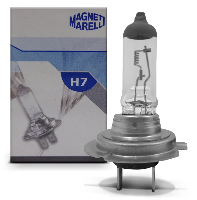 LAMPADA H7 12V 55W MAGNETI MARELLI