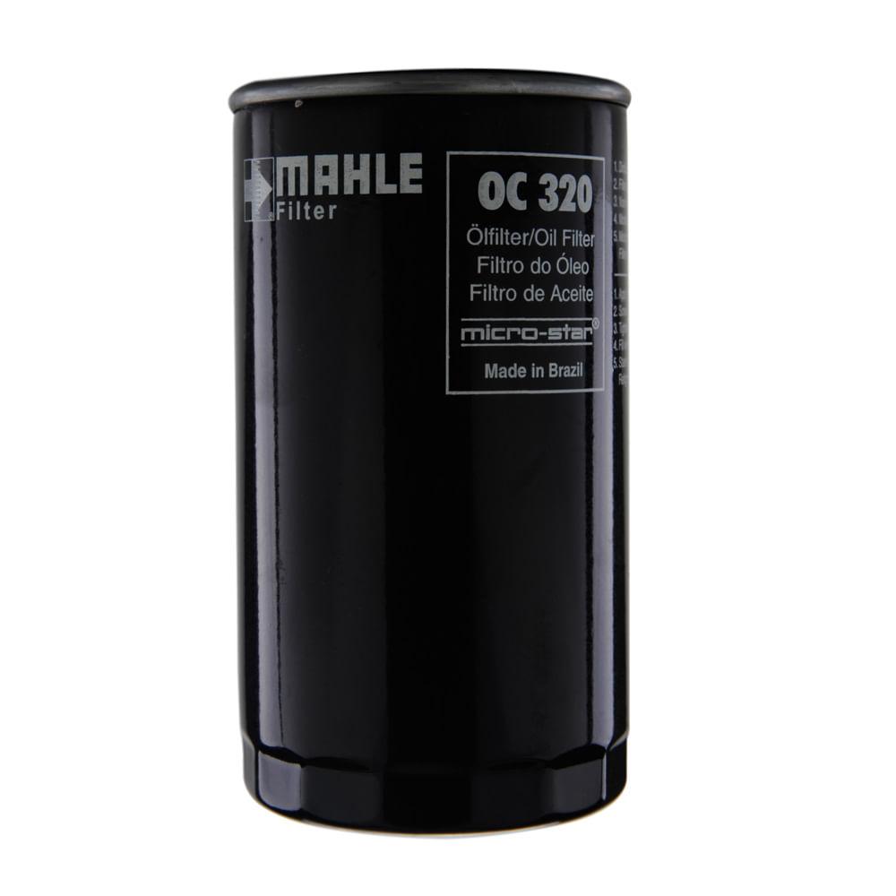 FILTRO DE OLEO MAHLE OC0320 PSL280 PH3976 AGRALE CASE CUMMINS DODGE FORD HYUNDAI VOLKSWAGEN