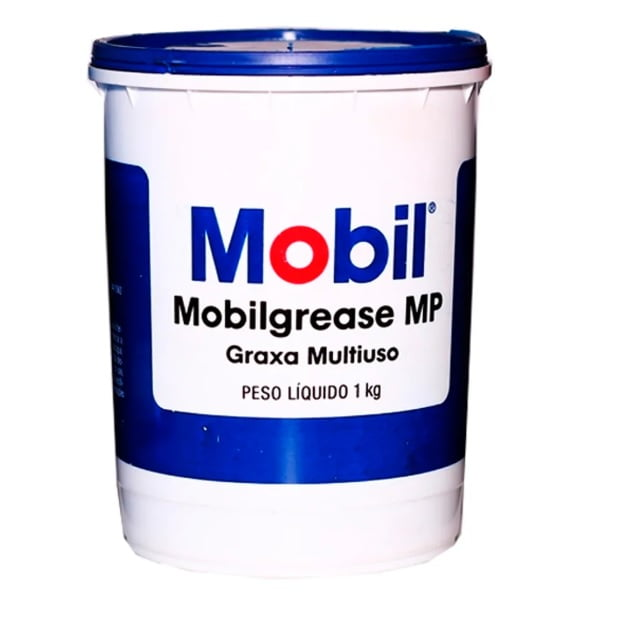 GRAXA MULTIUSO MOBIL MOBILGREASE MP 1KG