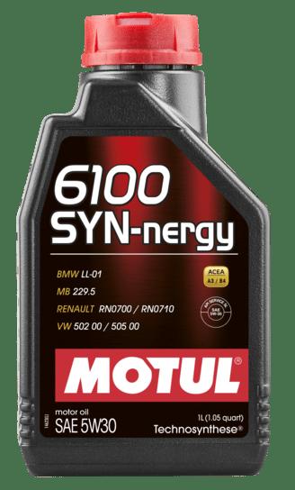 OLEO MOTUL 6100 SYN-NERGY 5W30 1L