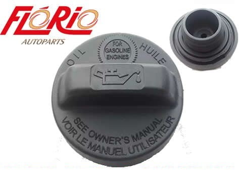 TAMPA DE OLEO MOTOR FLORIO 26756 HONDA FIT CITY CIVIC CRV ACCORD