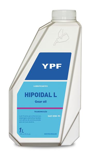 OLEO DE CAMBIO YPF HIPOIDAL L 80W90 API GL-5 1L