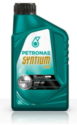 OLEO MOTOR PETRONAS SYNTIUM 300 20W50 1L