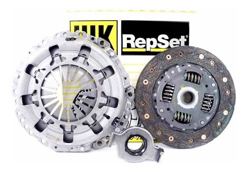 KIT EMBREAGEM FIAT MOTOR EVO 1.4 FLEX 190MM 6193004000 LUK