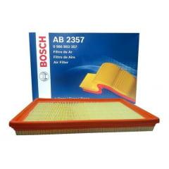 FILTRO DE AR BOSCH AB 2357 0986B02357 ARL6096 VW FOX GOL VOYAGE G3 G4 G5