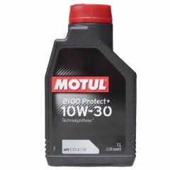 ÓLEO MOTUL 2100 PROTECT+ 10W30 1L