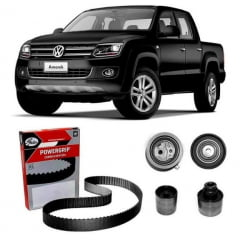 KIT CORREIA DENTADA GATES KS109 VW AMAROK