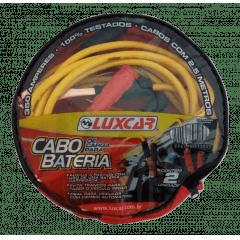 CABO DE CARGA PARA BATERIA REFORCADO 2,5 METROS 350 AMPERES