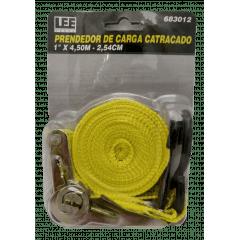 PRENDEDOR DE CARGA CATRACADO 1 POL X 4,50M - 2,54CM LEE TOOLS