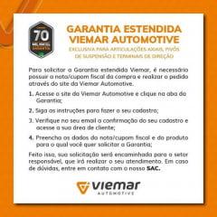 TERMINAL DIRECAO VW DIR 1 335001 VIEMAR