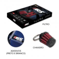 FILTRO DE AR ESPORTIVO INBOX RS AUDI A3 1.6 8V CABRIOLET 2004 A 2007 A3 1.6 8V 2007 EM DIANTE