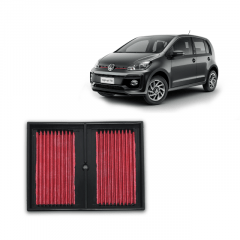FILTRO DE AR ESPORTIVO INBOX RS VW UP POLO VIRTUS GOLF 1.0 TSI