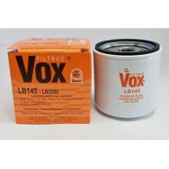 FILTRO DE ÓLEO VOX LB145 PSL145 FORD KA FIESTA ECOSPORT FOCUS