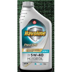 ÓLEO HAVOLINE ULTRA S SAE 5W40 DEXOS 2 API SN 1L