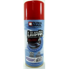 LIMPA AR CONDICIONADO HIGIENIZADOR SPRAY FILTROS BRASIL 250ML