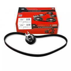 KIT CORREIA DENTADA GATES KS104 - VW MOTOR EA111 VHT 1.0 1.4 E 1.6 CROSSFOX FOX GOL KOMBI POLO SAVEIRO SPACEFOX VOYAGE