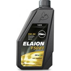 OLEO YPF ELAION F50 D1 GM API SN 5W30 SINTETICO 1L
